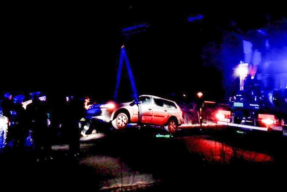 Potrącenie koło Kraszowic – mężczyzna trafił do szpitala