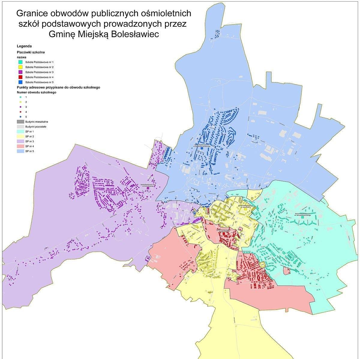 Jak będzie wyglądać sieć szkół podstawowych igimnazjów w Bolesławcu