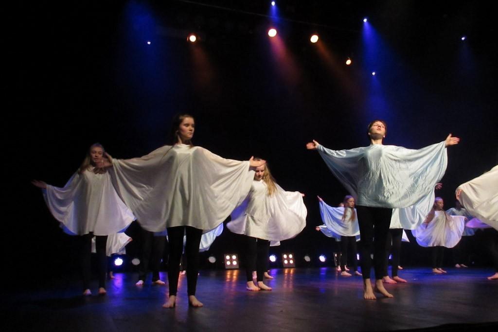 KAIROS – Wykorzystać czas, spektakl taneczny BOK-MCC