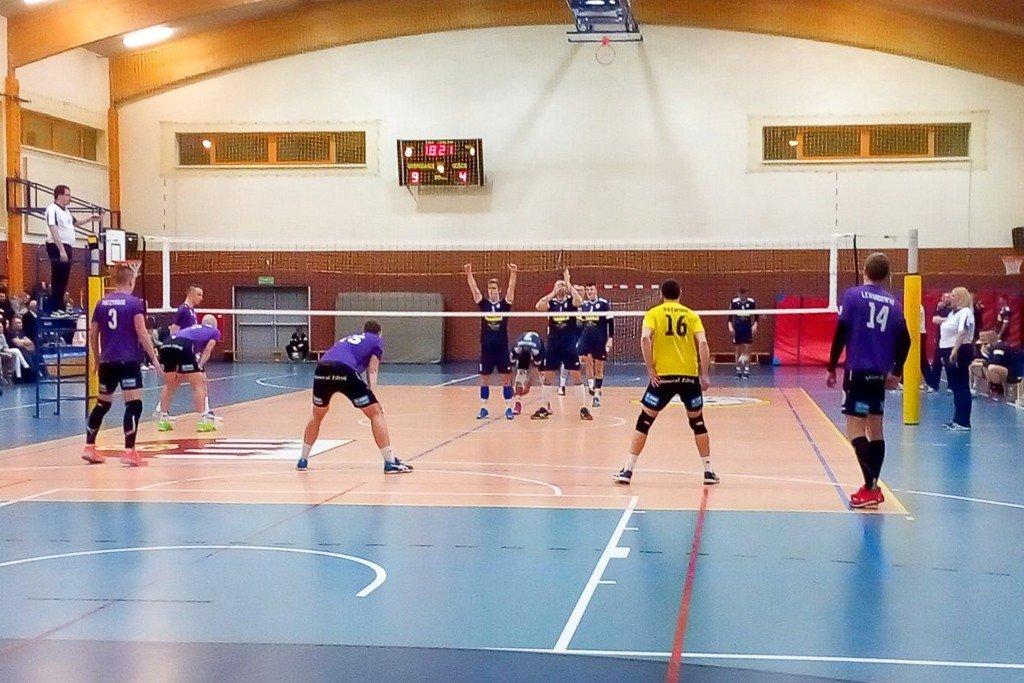 Mecz BTS Volley Żarów