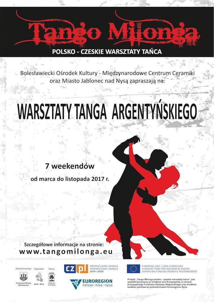 Plakat Tango 2017