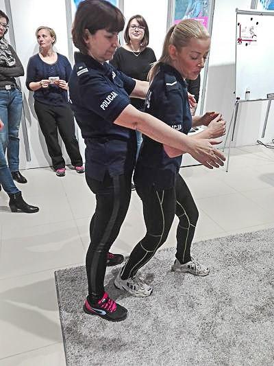Policjantki o bezpieczeństwie w Strefie Kobiet