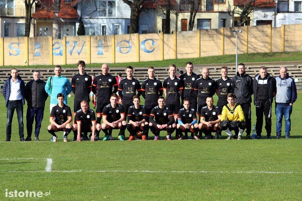 BKS pokonał LKS Kraśnik Dolny 3:0