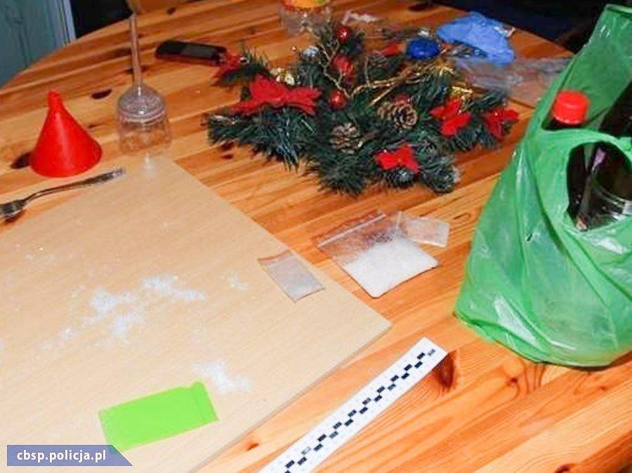 Trzy laboratoria piko zlikwidowane, grupa przestępcza rozbita