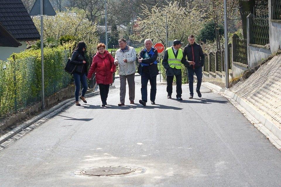 Nowa droga na Zabobrzu