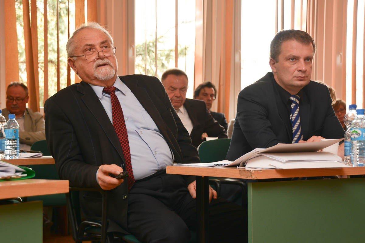 Karol Stasik i Tomasz Gabrysiak