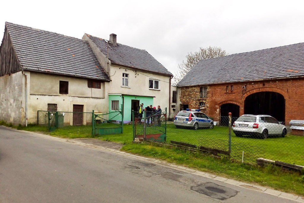 Zabójstwo w Łaziskach. Zwłoki mężczyzny znaleziono w wannie