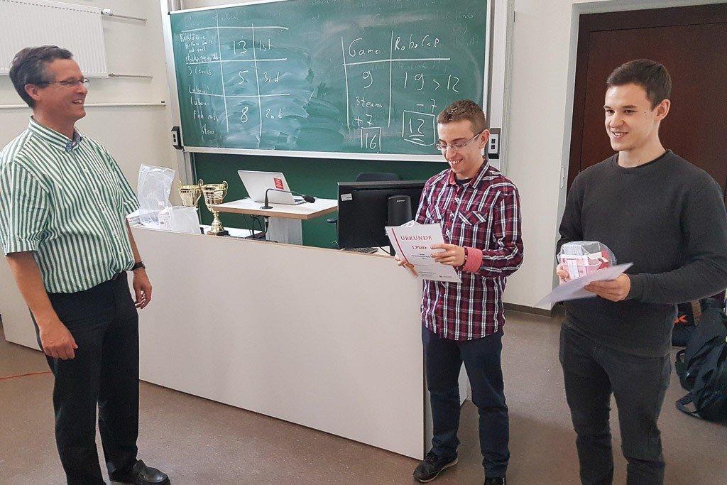 """Międzynarodowy sukces """"Elektronika"""". Dwa pierwsze miejsca w Görlitz"""