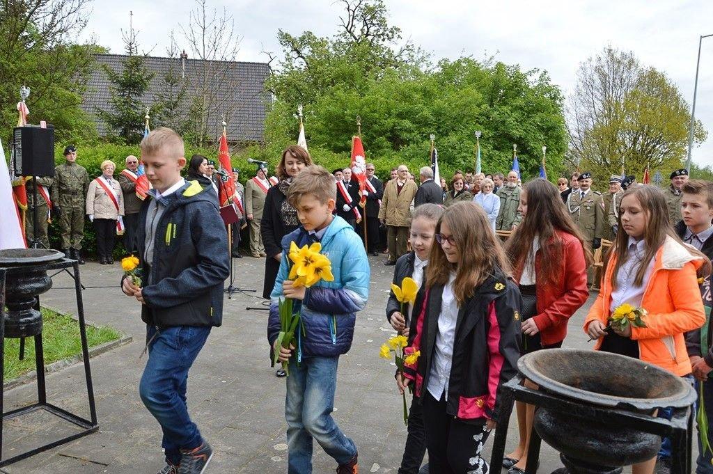 Świętowali 72 rocznicę zwycięstwa nad nazizmem