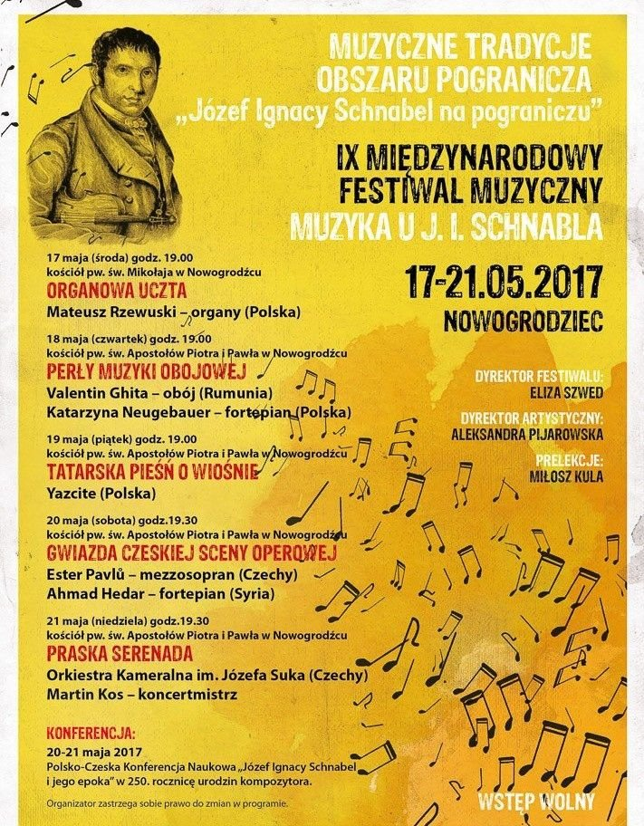 Mnóstwo znakomitej muzyki w Nowogrodźcu