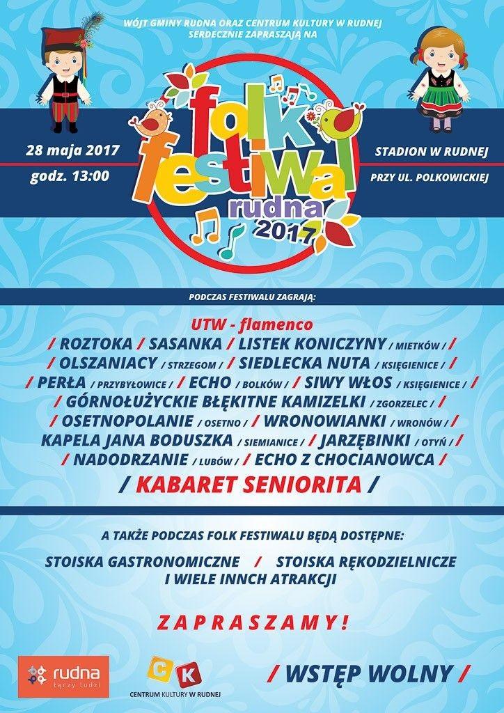 Folk Festiwal Rudna 2017