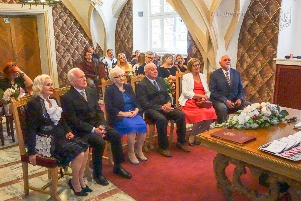 50 lat razem. Złote gody trzech bolesławieckich par