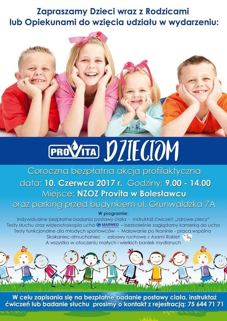 plakat Provita