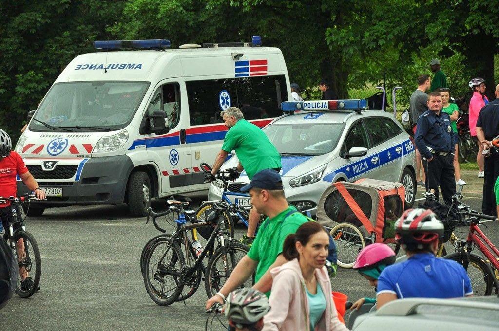 Za nami superrajd rowerowy w Warcie