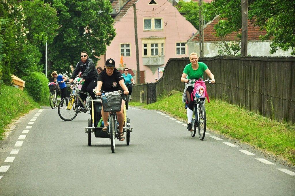 Za nami superrajd rowerowy w Warcie z-index: 0