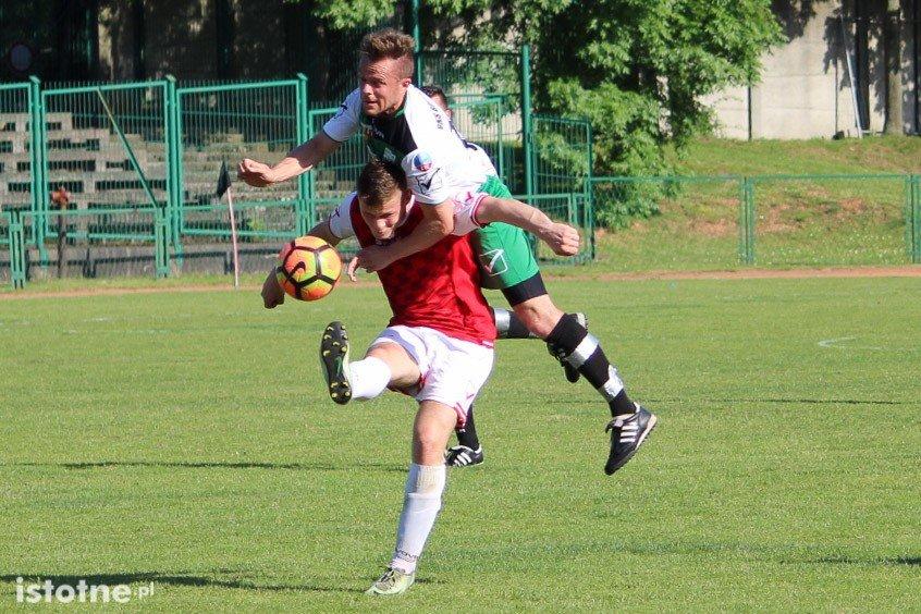 Wysokie zwycięstwo BKS-u w meczu z Leśnikiem Osiecznica