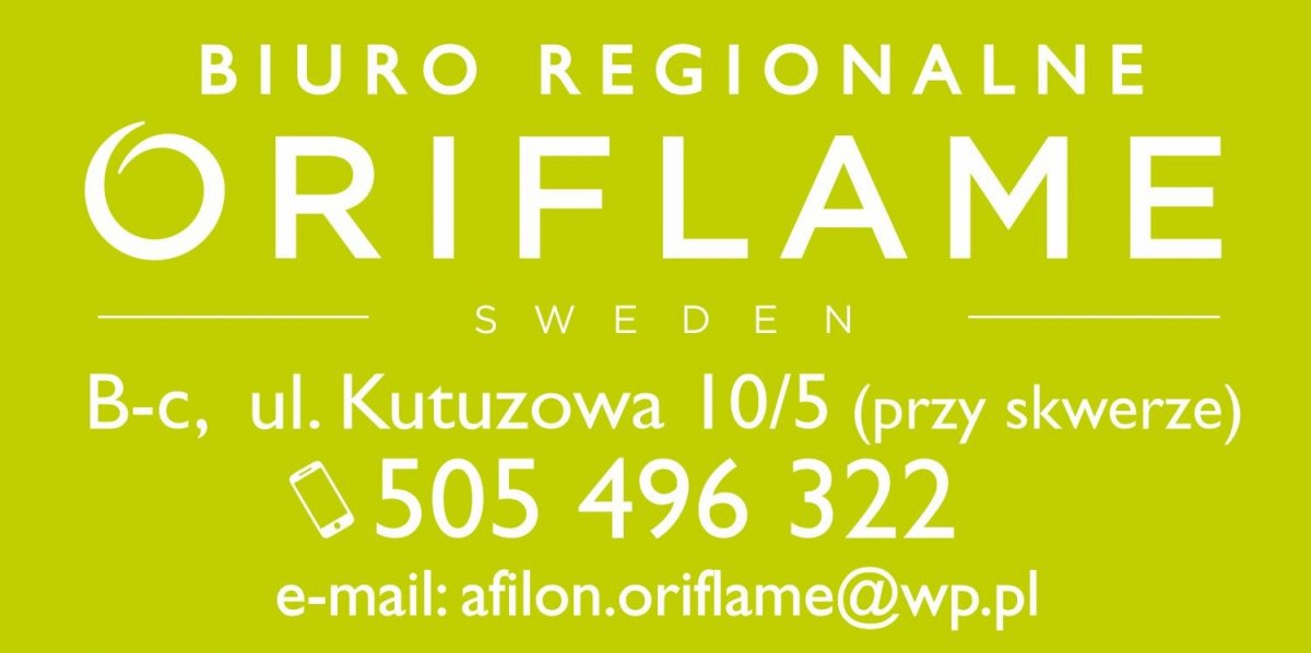 Logotyp Oriflame