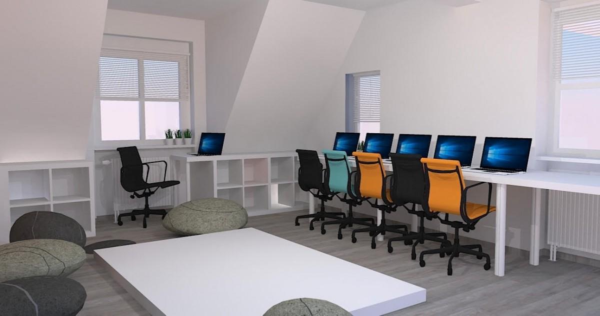 Laboratorium kreatywności sala warsztatowa