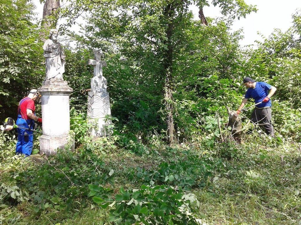 Ratowali polskie nekropolie na Kresach. Już po raz szósty