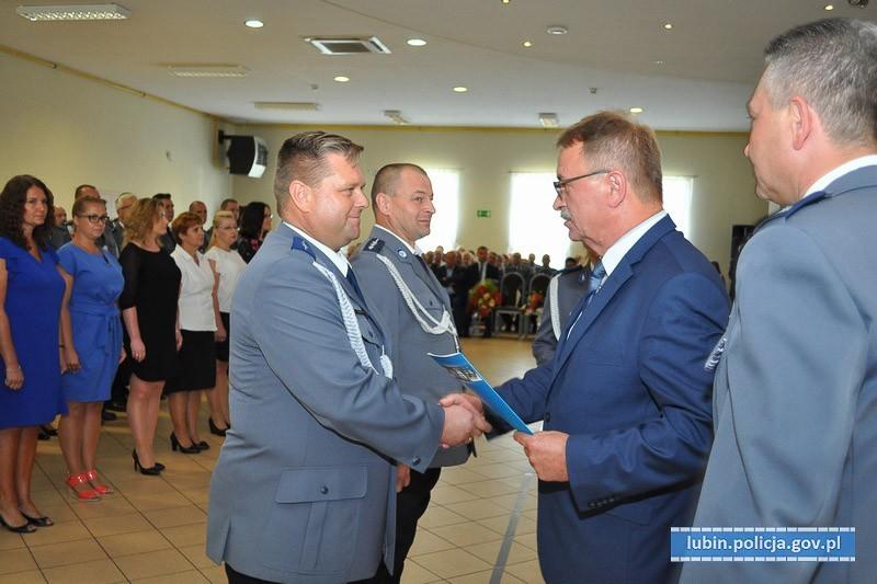 Święto lubińskiej policji
