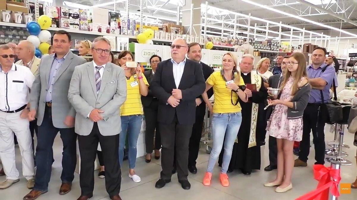 Otwarcie nowego sklepu PSB Mrówka Bolesławiec