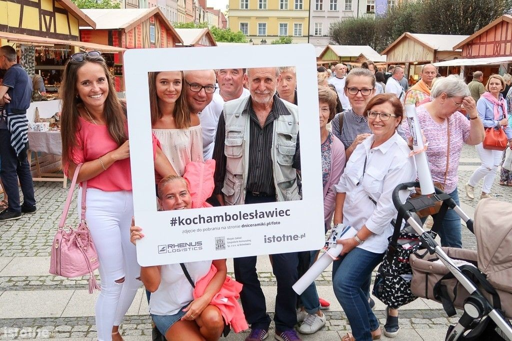 Akcja #kochambolesławiec na Dni Ceramiki 2017