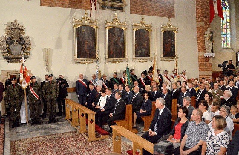 Bolesławieccy artylerzyści uczcili ofiary Zbrodni Lubińskiej