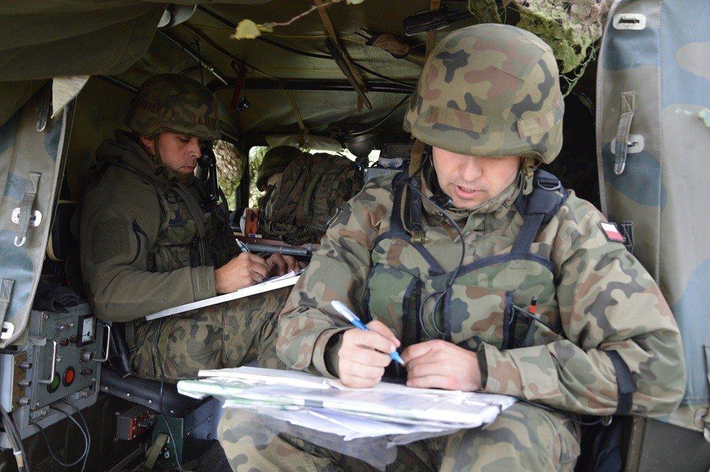 Nawała-17. Ogniowy sprawdzian artylerzystów