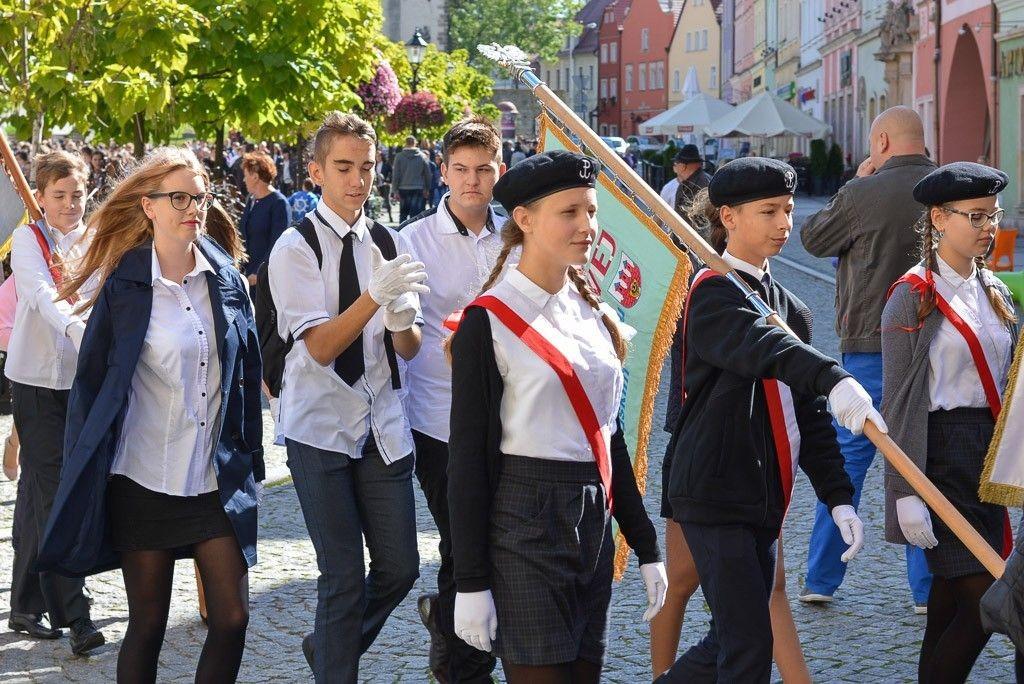 Marszem uczcili pamięć ofiar Golgoty Wschodu