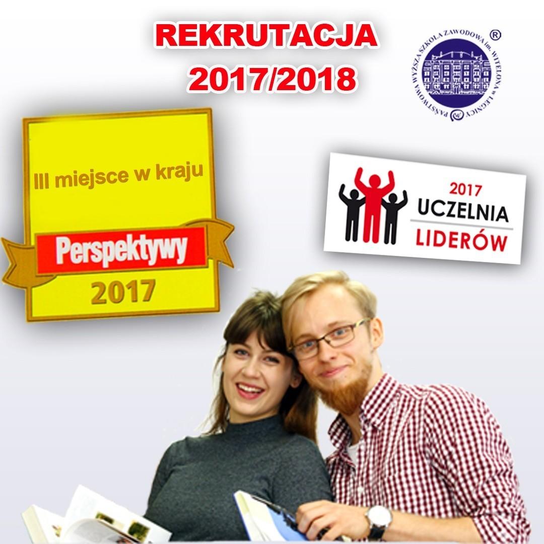 Rekrutacja do PWSZ w Legnicy z-index: 0