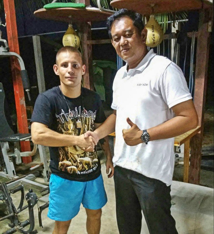 Bolesławiecki wojownik ponownie w Tajlandii