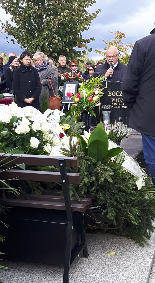 Pogrzeb Dariusza Kwaśniewskiego