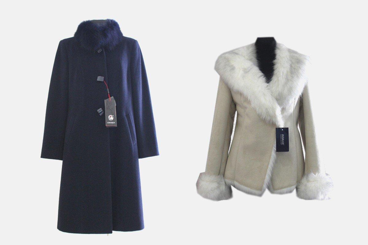 Eleganckie płaszcze, kurtki i kożuchy dla niej i dla niego