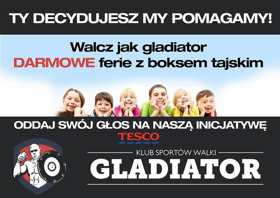 KSW Gladiator baner