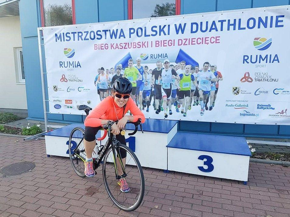 Klaudia Petters z kolejnym medalem Mistrzostw Polski