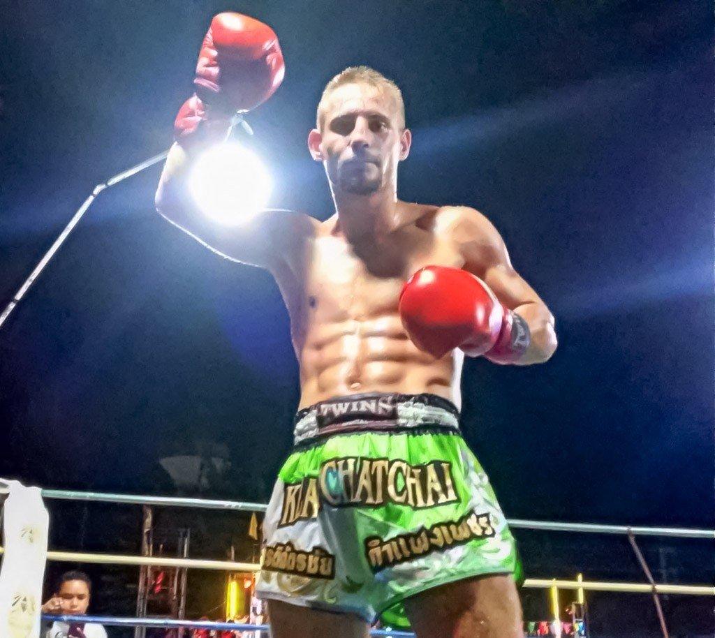 Mateusz Golsztajn: kolejne zwycięstwo w Tajlandii!