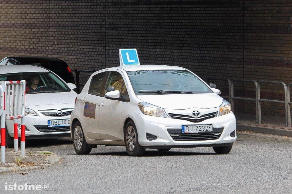 Egzamin na prawo jazdy w Bolesławcu