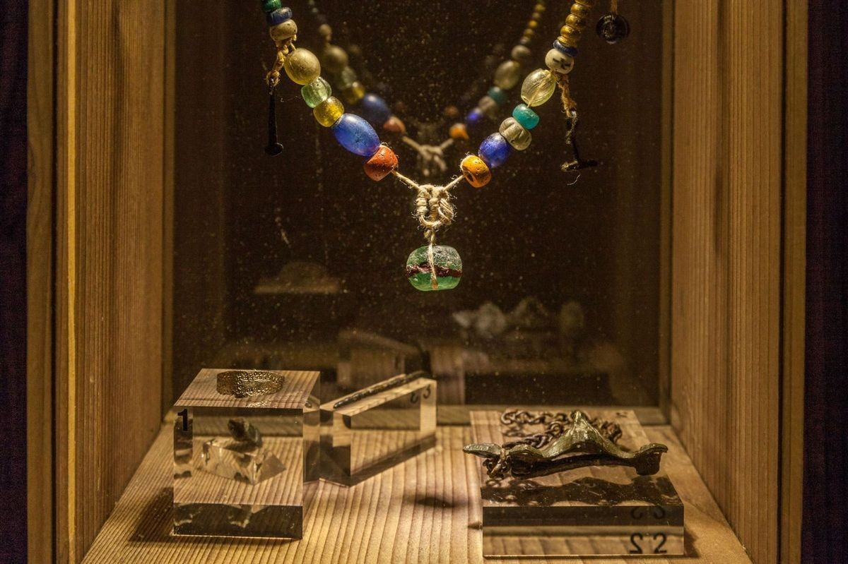 Wikingowie w Muzeum Ceramiki