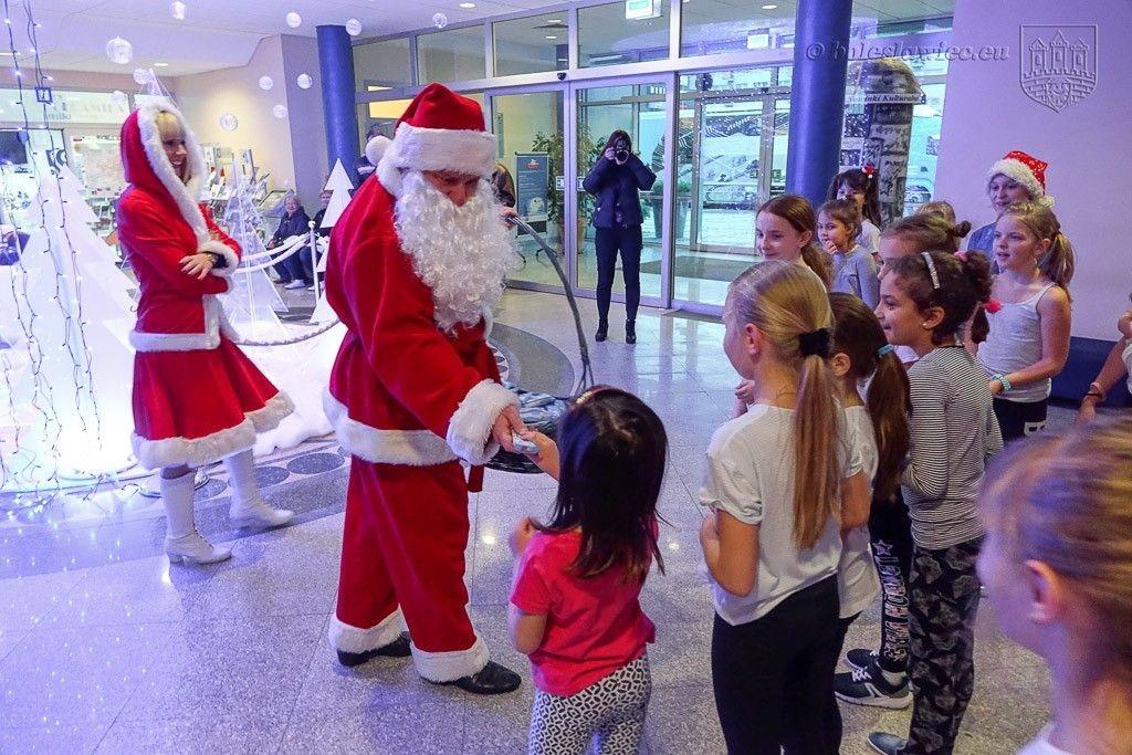 Mikołaj nie zapomniał o mieszkańcach Miasta Ceramiki
