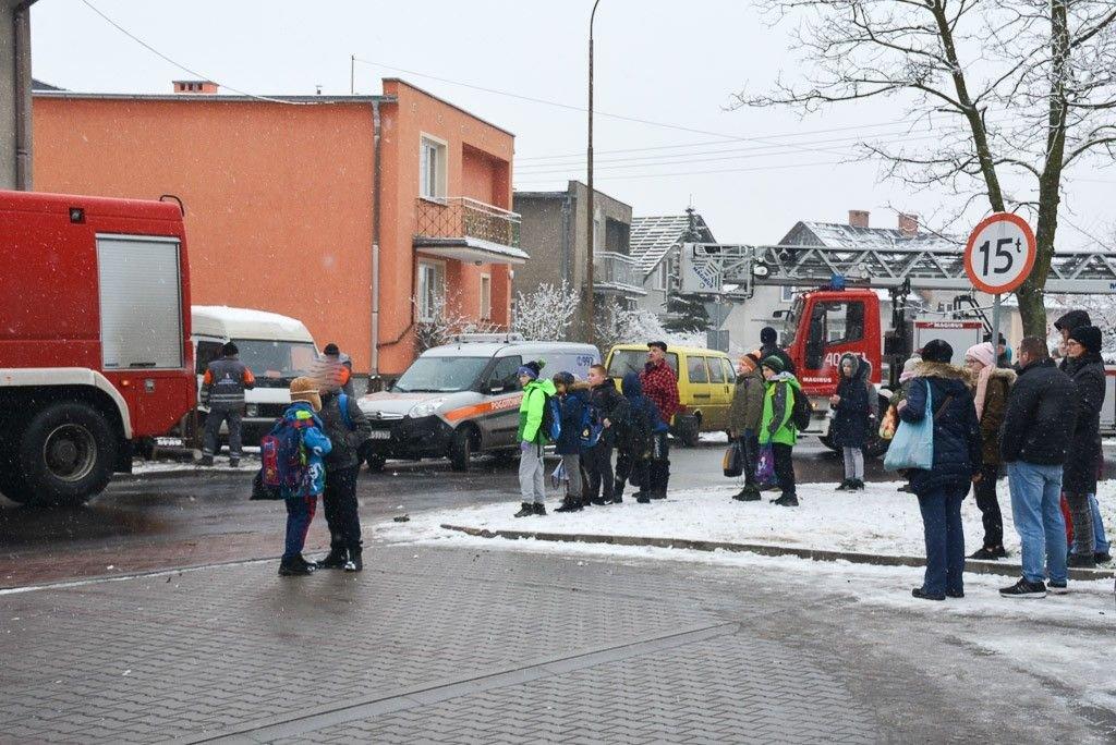 Potężny wybuch na Słowiańskiej w Bolesławcu