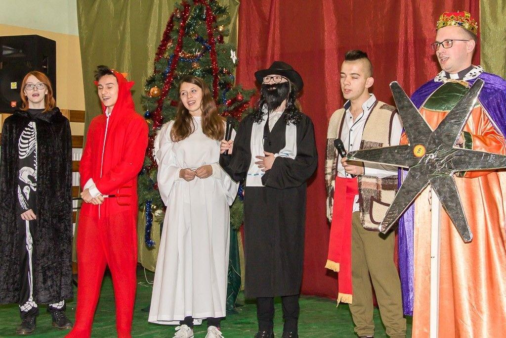 """Widowisko Bożonarodzeniowe w """"Handlówce"""""""