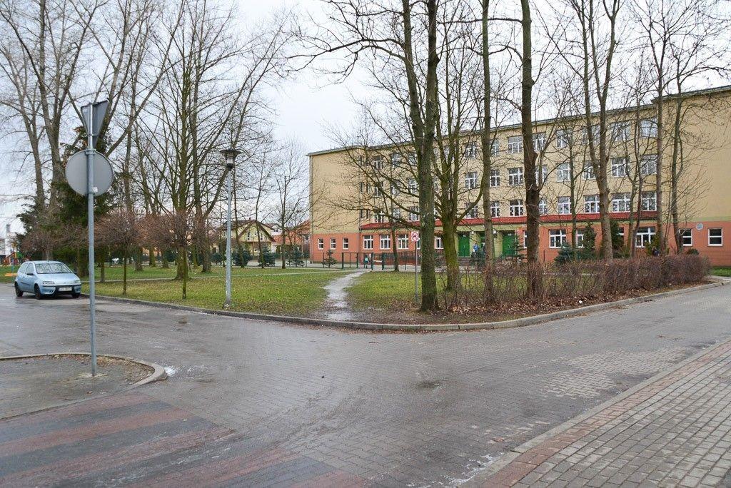 Będzie parking przy ulicy Dolne Młyny z-index: 0