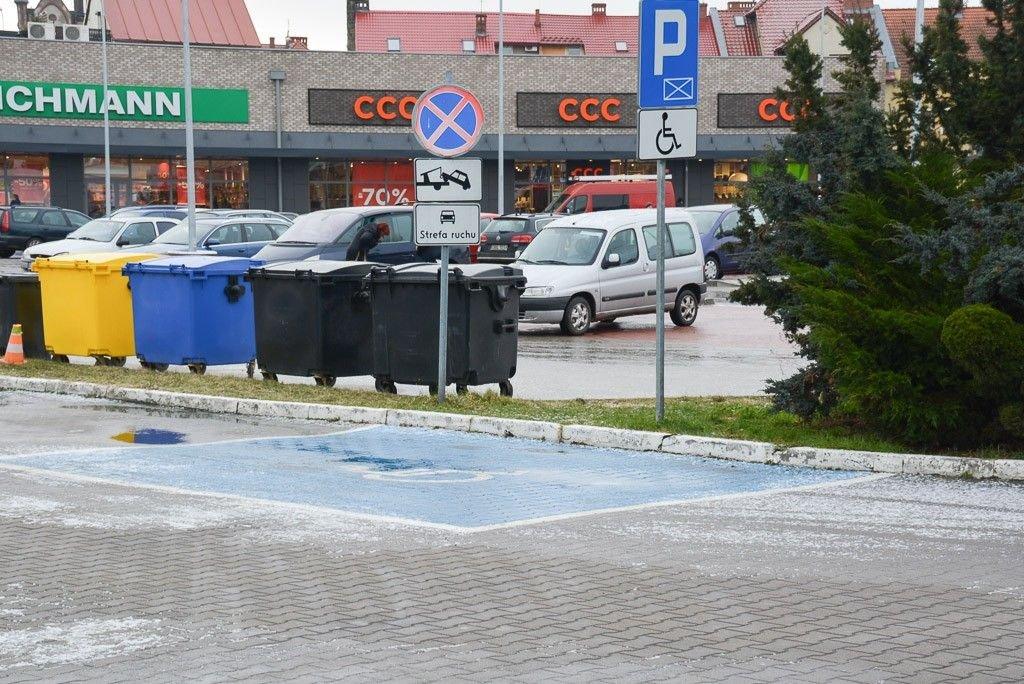Galeria przy dworcu PKS w Bolesławcu trudno dostępna dla niepełnosprawnych? z-index: 0