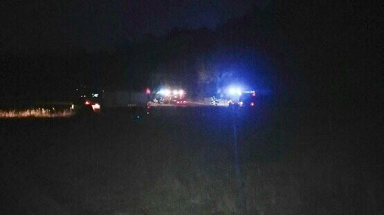 Dwa pożary w gminie Osiecznica. Robota podpalacza? z-index: 0