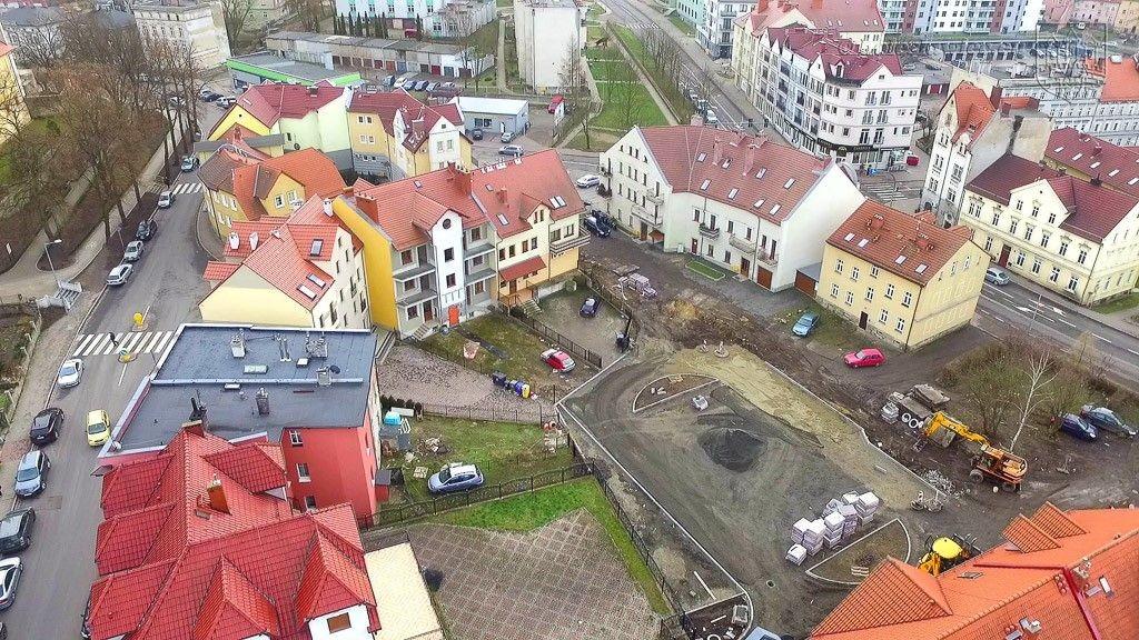 Będzie droga wewnętrzna Łokietka-Piaskowa, parking i plac zabaw z-index: 0