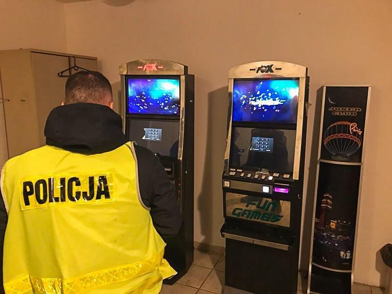 Nielegalne automaty do gier hazardowych zarekwirowane z-index: 0