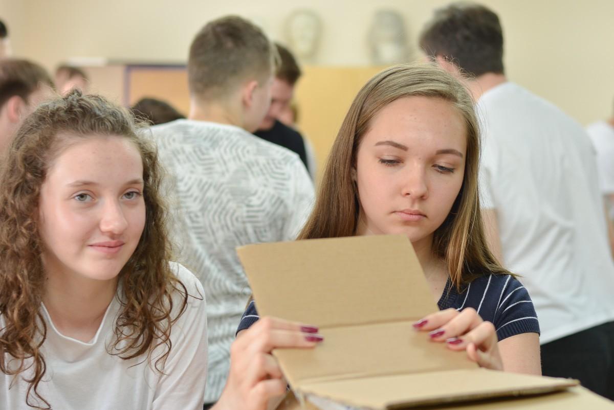 Fabryka Przyszłości w I LO. Ponad 130 gimnazjalistów zainteresowanych powiatową szkołą