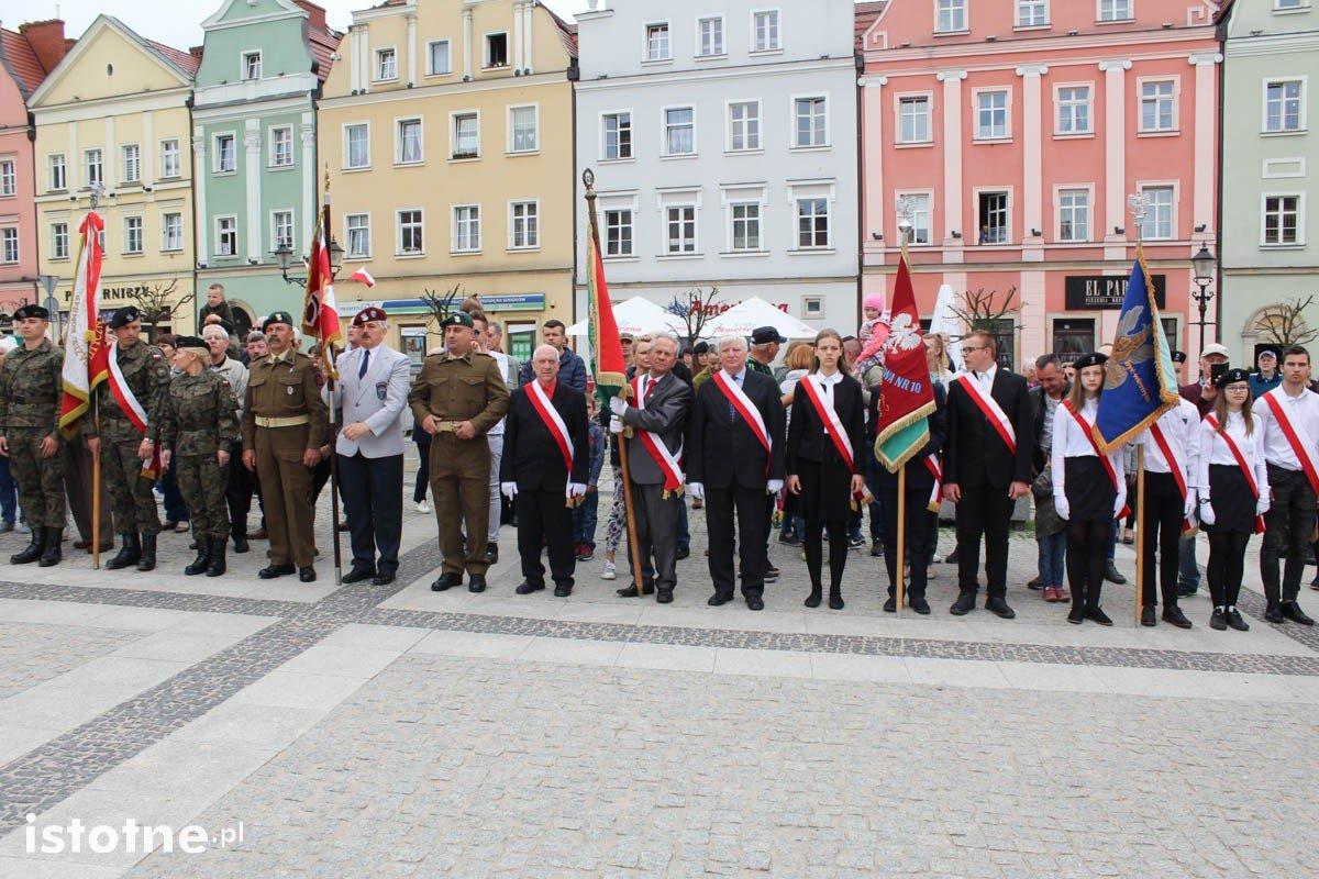Święto Flagi w Bolesławcu