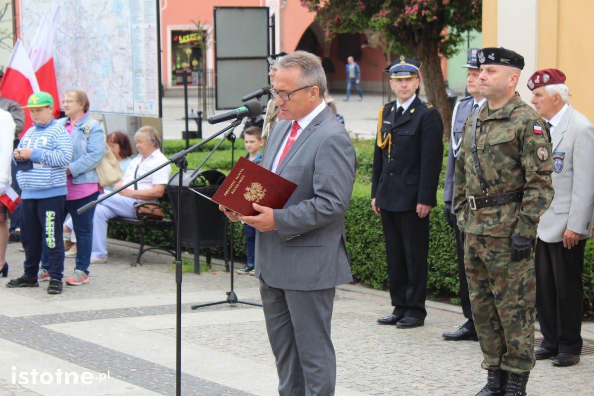 Święto Flagi w Bolesławcu z-index: 0