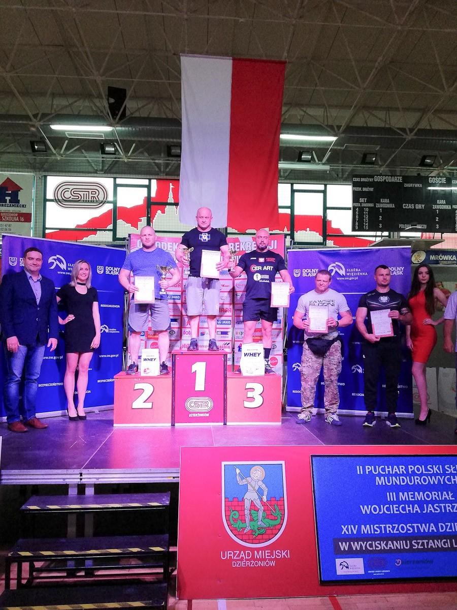 Artylerzysta Zbigniew Boczar z brązowym medalem Pucharu Polski